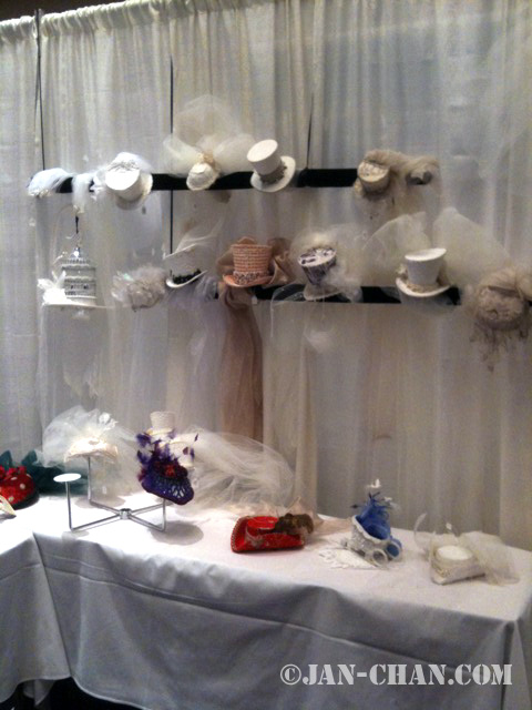 What I did find were some interesting wedding favor ideas and hair